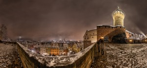 Kaiserburg_Winter_Pano