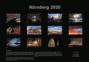 Kalender Nürnberg 2020