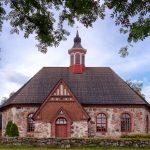 Ein Steinkirche