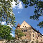 Blick auf die Kaiserburg