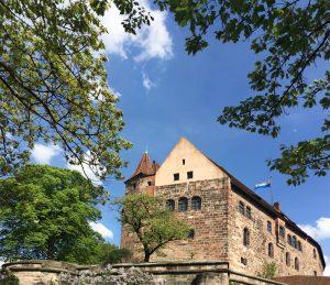 Bilder Kaiserburg in Nürnberg