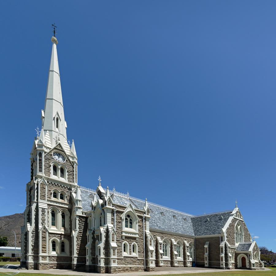 Bild einer Kirche